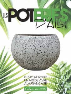 LES POTERIES D'ALBI COLLECTION 2019