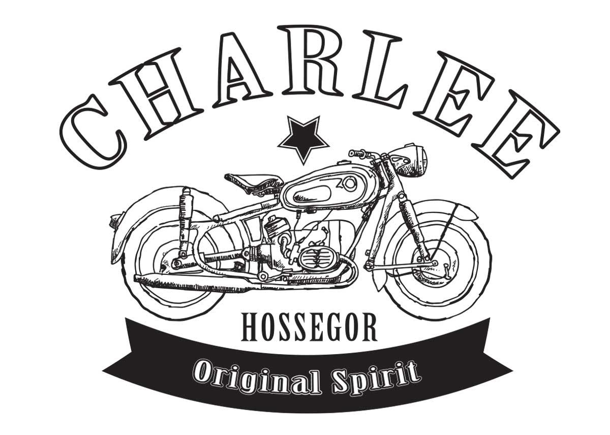 MOTO-CHARLEE NEW VISTA ILLUSTRATION
