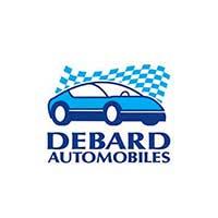LOGO DEBARD AUTOMOBILES ALBI