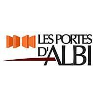 LOGO LES PORTES D'ALBI